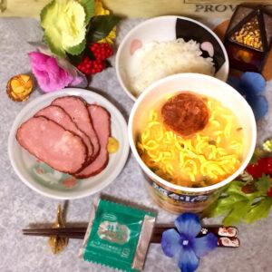 麺創房無敵家とんコク醤油味ラーメン実食